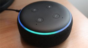 A assistente virtual Alexa (da Amazon)